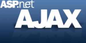 , ASP .Net AJAX