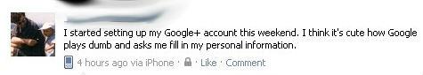 , Why Google Plus will fail