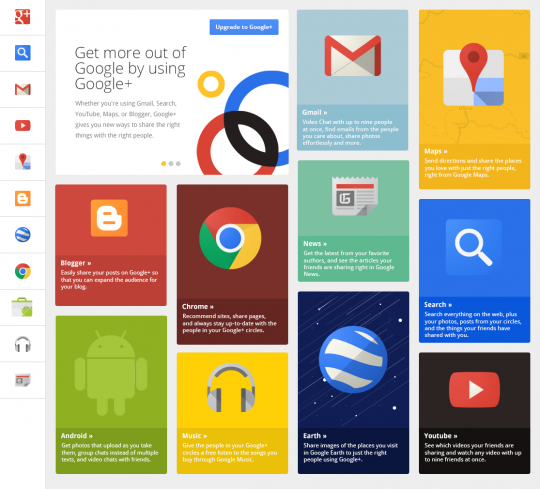 Google Ad Design Inspiration