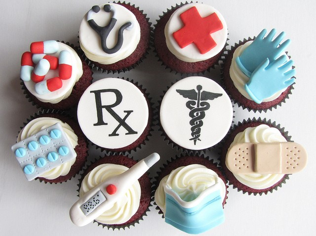 doctor-cupcakes