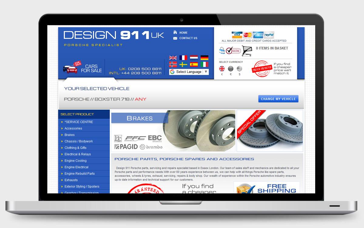 , Bespoke E-commerce Websites
