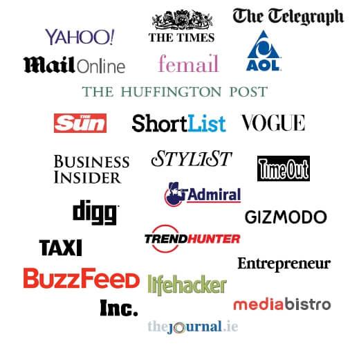 Press Logo's