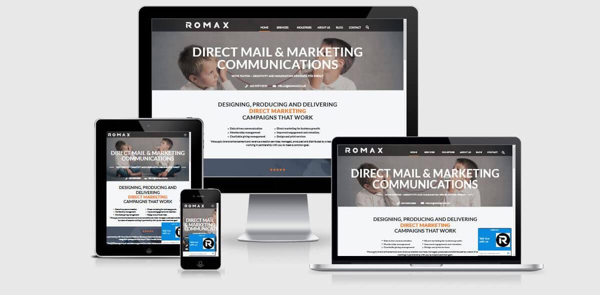 romax-responsive