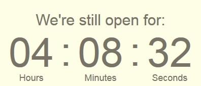 still-open